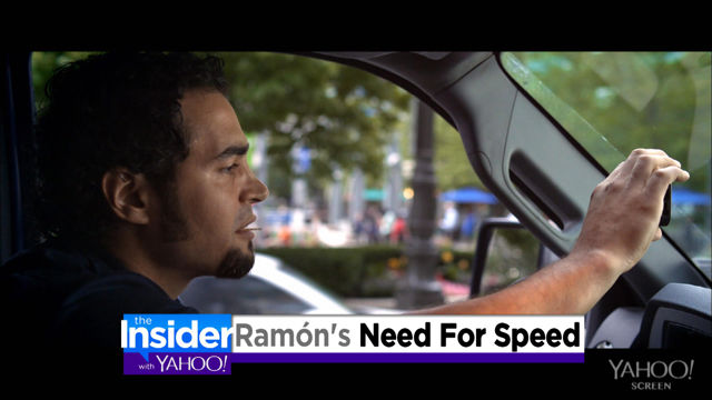 News video: Ramon Rodriguez Chats About New Flick, 'Need for Speed'