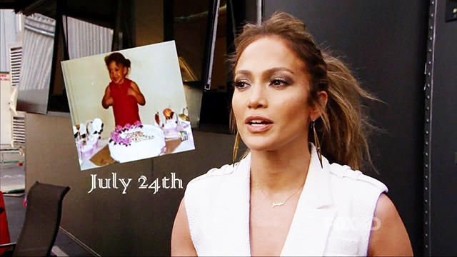 News video: J.Lo's Adorable Childhood Pics