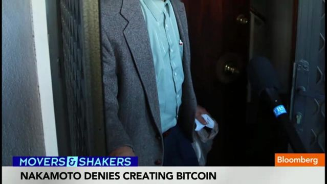 News video: Nakamoto Denies Involvement as Bitcoin Father