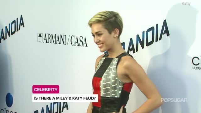 News video: Why Is Miley Cyrus Going to Get Spanked?