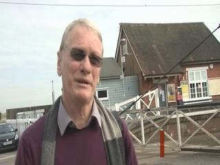 News video: Level crossings 'exceed risk limit'