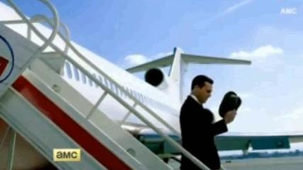News video: Mad Men Season 7 teaser - where is Don Draper?
