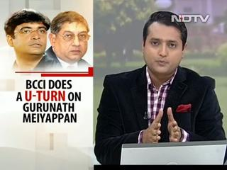News video: IPL scandal: I've done my job, it's up to Supreme Court now, says Justice Mudgal