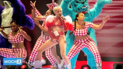 News video: Why Are Miley Cyrus And Katy Perry Not Getting Along?