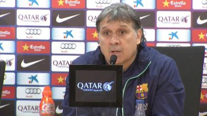 News video: Martino upbeat over treble chances