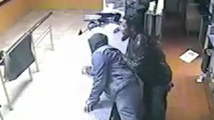 News video: Arguably the Worst Burglary Ever at Philadelphia Burger King